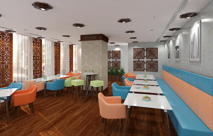 Khách sạn by Ravenor's Design Solutions