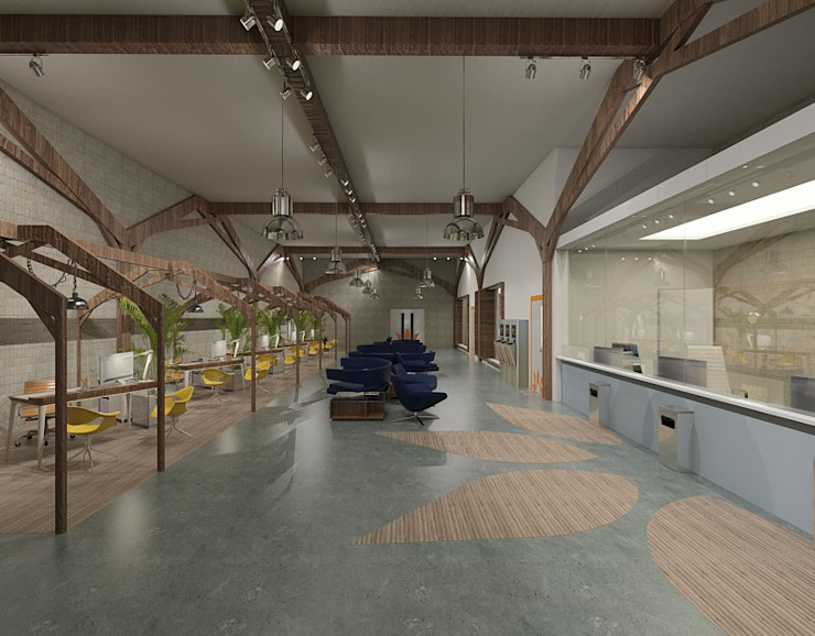 Main Service Area by Ravenor's Design Solutions Scandinavian