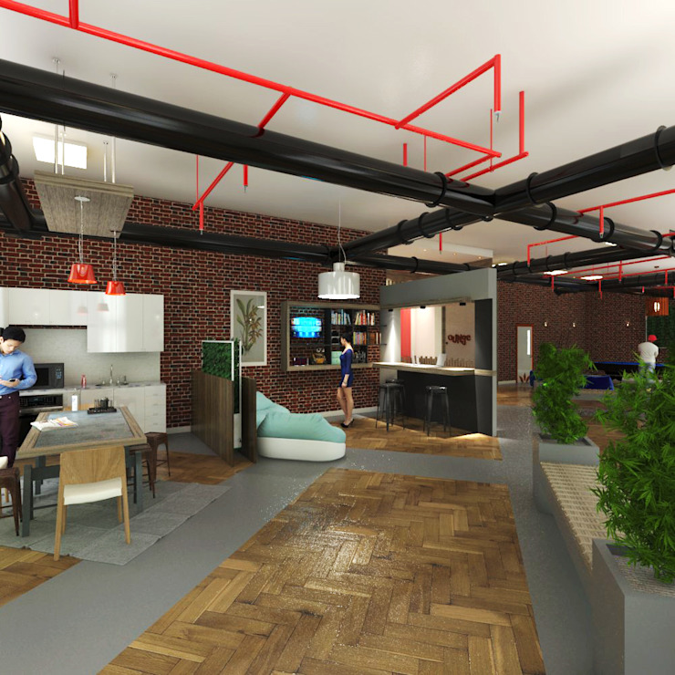 Space Preview by Ravenor's Design Solutions Industrial