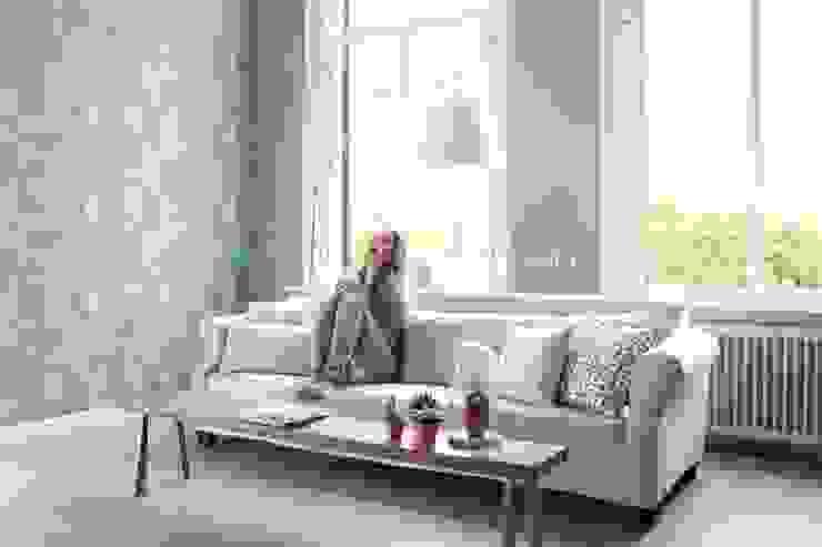 Coelho Decorações Papel de Parede Living roomAccessories & decoration Paper Blue