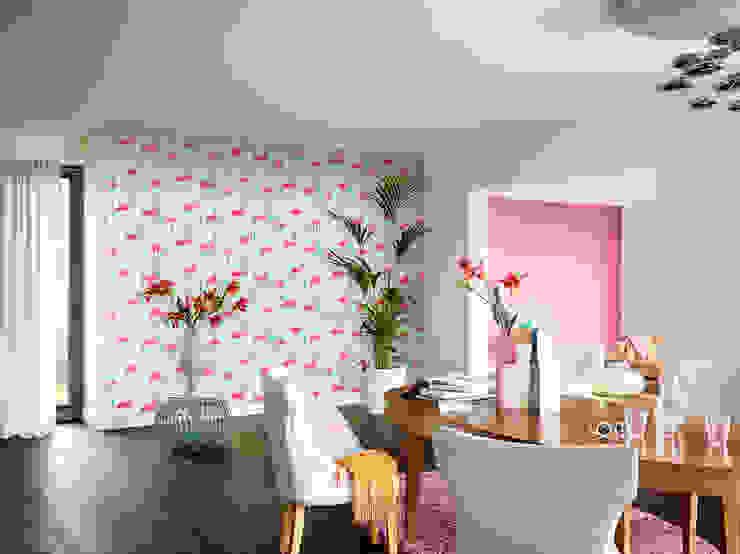 Coelho Decorações Papel de Parede Dining roomAccessories & decoration Multicolored