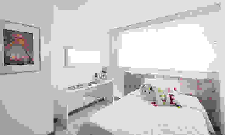 Mediterranean style bedroom by Maria Mentira Studio Mediterranean