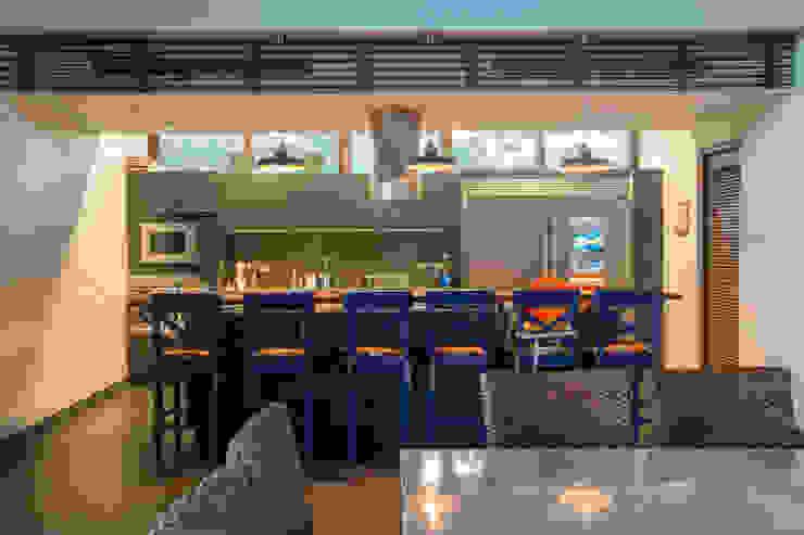 Ancona + Ancona Arquitectos Kitchen
