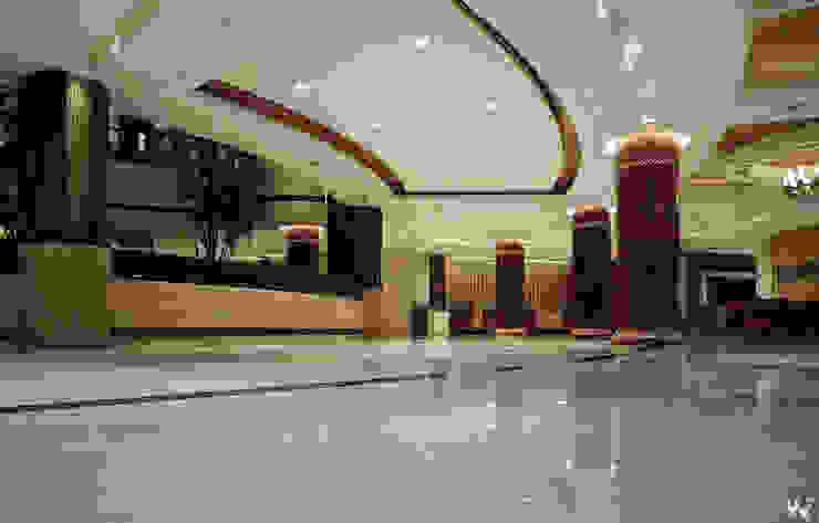 LUXURY LINE FURNITURE Corridor, hallway & stairsAccessories & decoration Wood Wood effect