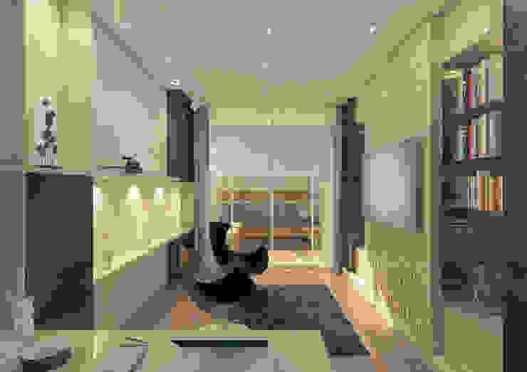 Phòng học/Văn phòng by dal design office