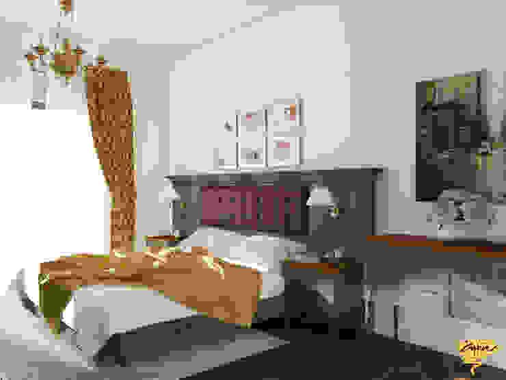 Özel projelendirme Modern Yatak Odası Öykü İç Mimarlık Modern