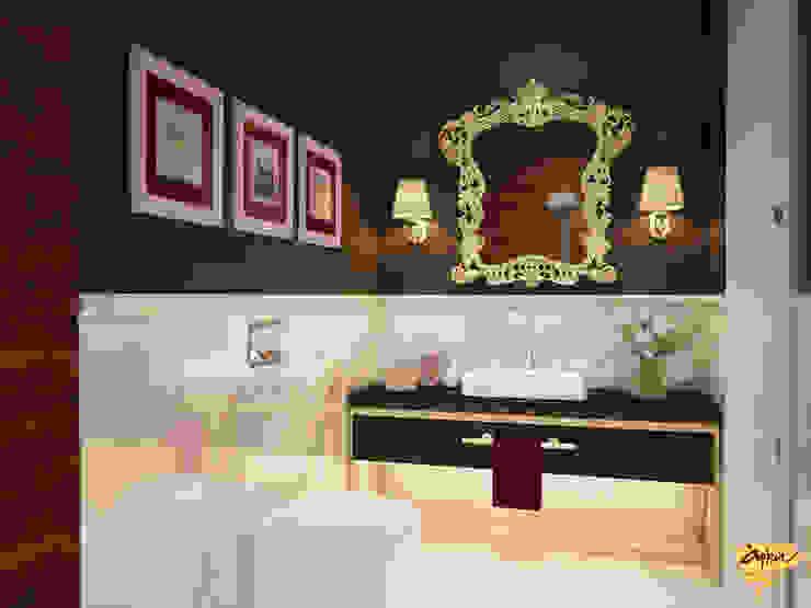 Özel projelendirme Modern Banyo Öykü İç Mimarlık Modern