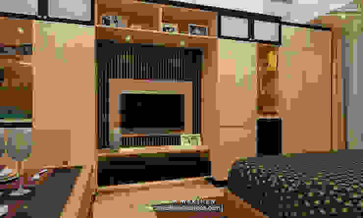 Dormitorios de estilo moderno de JESSICA DESIGN STUDIO Moderno