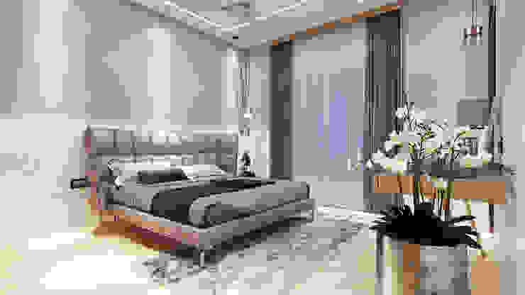 son bedroom1 Minimalist bedroom by quite design Minimalist