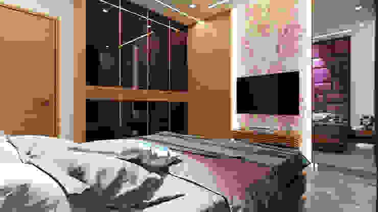 daughter room3 Minimalist bedroom by quite design Minimalist