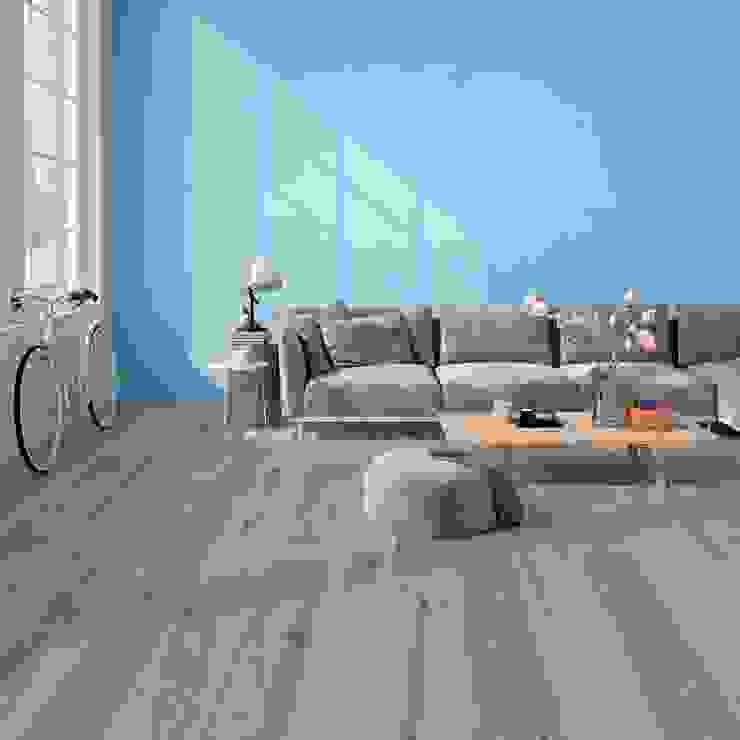 Livings de estilo moderno de Hain Parkett Moderno Madera Acabado en madera