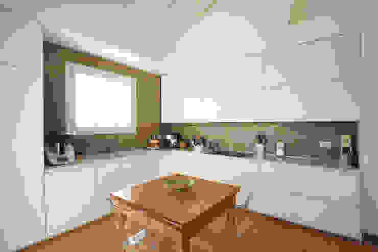 Встроенные кухни в . Автор – JFD - Juri Favilli Design,
