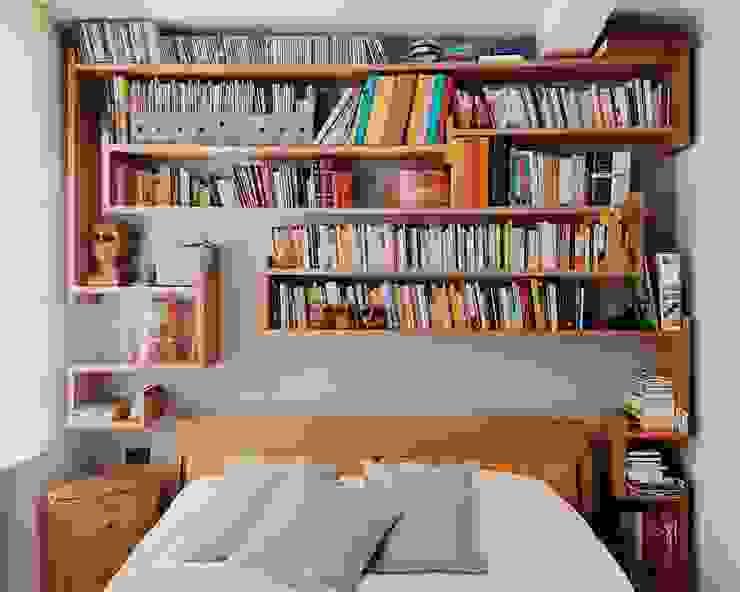 Libreria Camera Da Letto.Letto Con Libreria 8 Idee E Consigli Per La Camera Da Letto