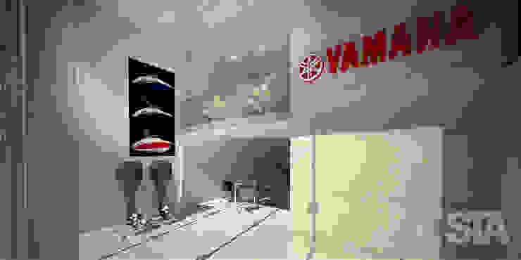 Moderne Autohäuser von Soluciones Técnicas y de Arquitectura Modern