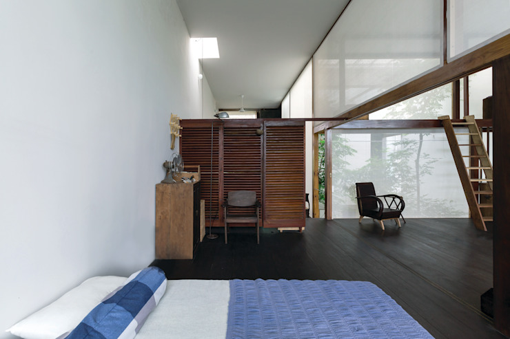 Bedroom by GERIRA ARCHITECTS,