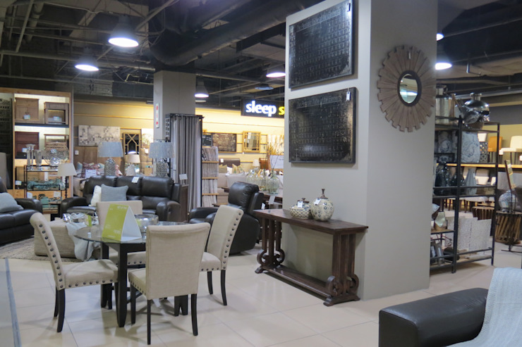 Coricraft—Eastgate Extension by Vashco Pty Ltd