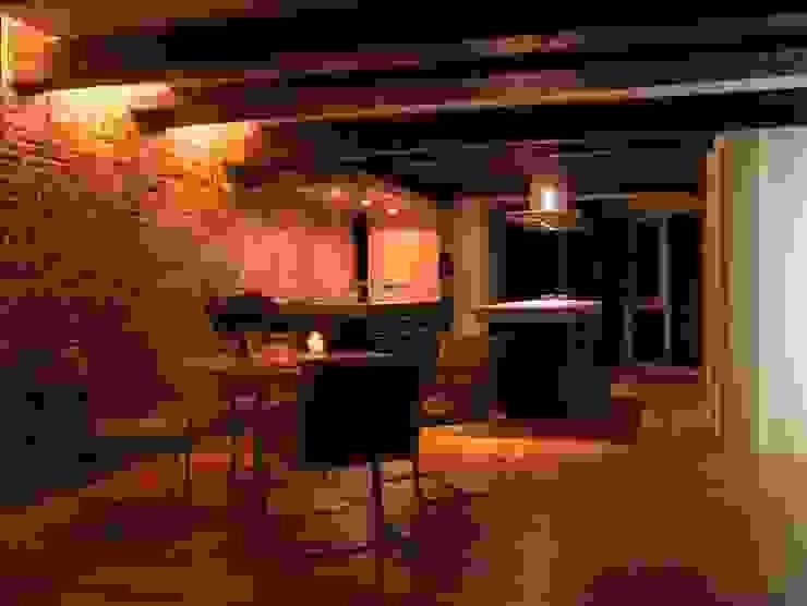 various interior projects Moderne keukens van Lozinski Architecten Modern