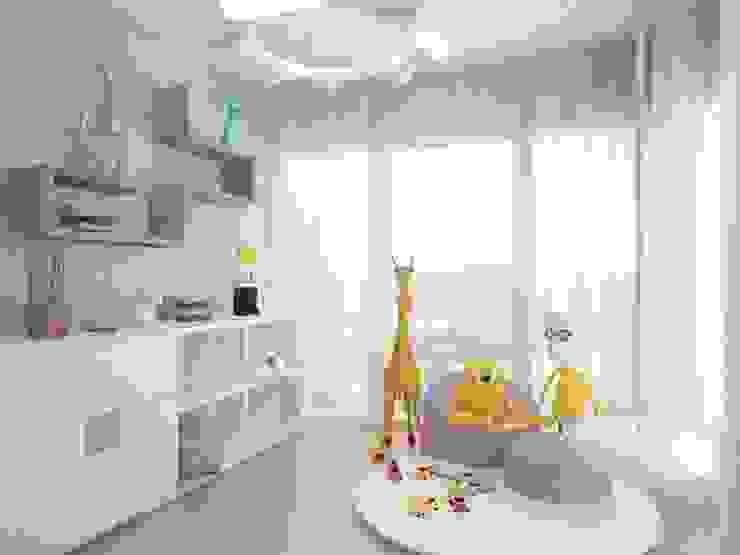 غرف الرضع تنفيذ ARCHDUET&DA, تبسيطي