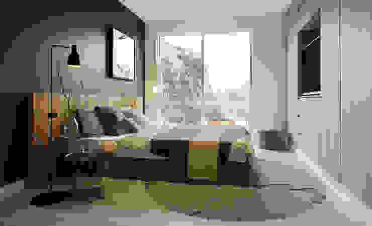 Dormitorio Principal - Villarán 269 de FABRE STUDIO Ecléctico