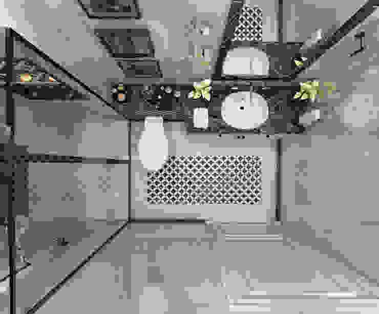 Spaces Levels Studio Kamar Mandi Gaya Eklektik