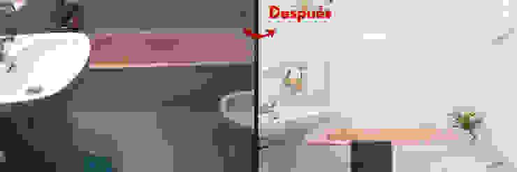Cuarto de baño La Diseñoteca Home Staging & Interiors