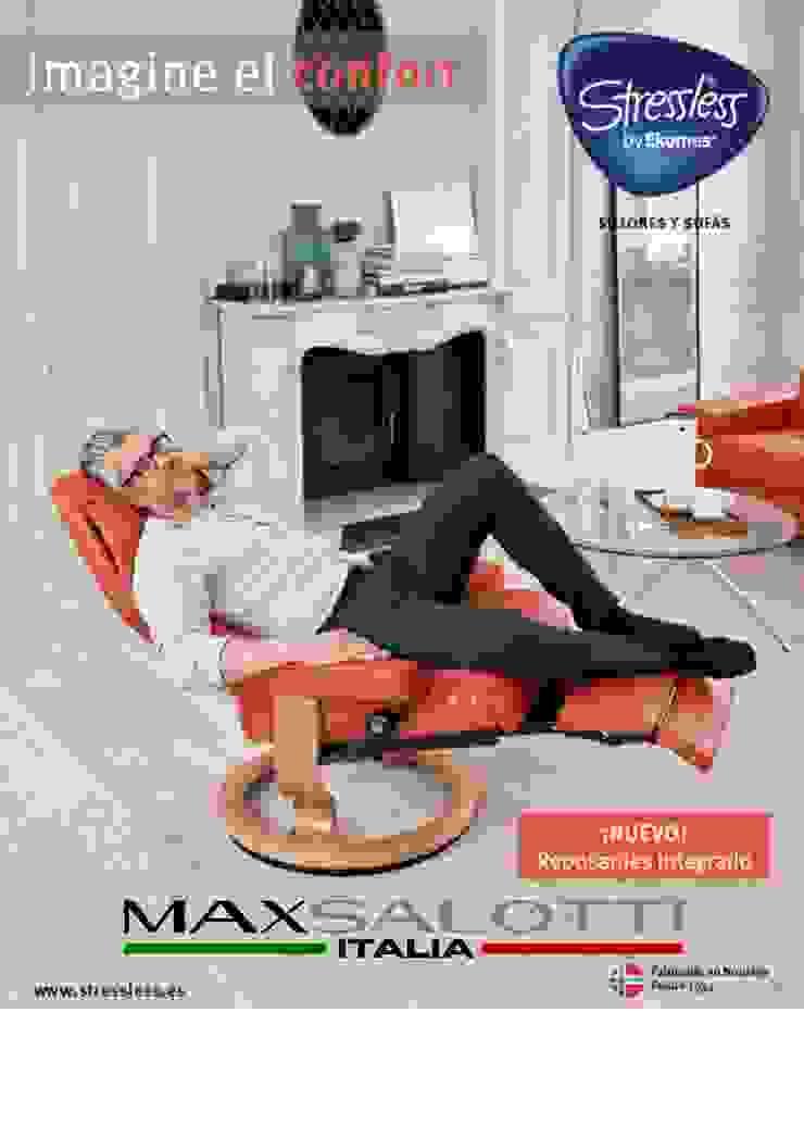 Sofas piel Maxsalotti de Maxsalotti Sofas