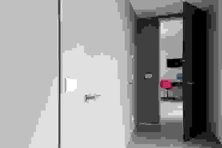 Stefano Pedroni ห้องโถงทางเดินและบันไดสมัยใหม่