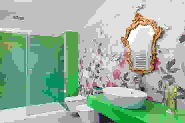 Stefano Pedroni ห้องน้ำ