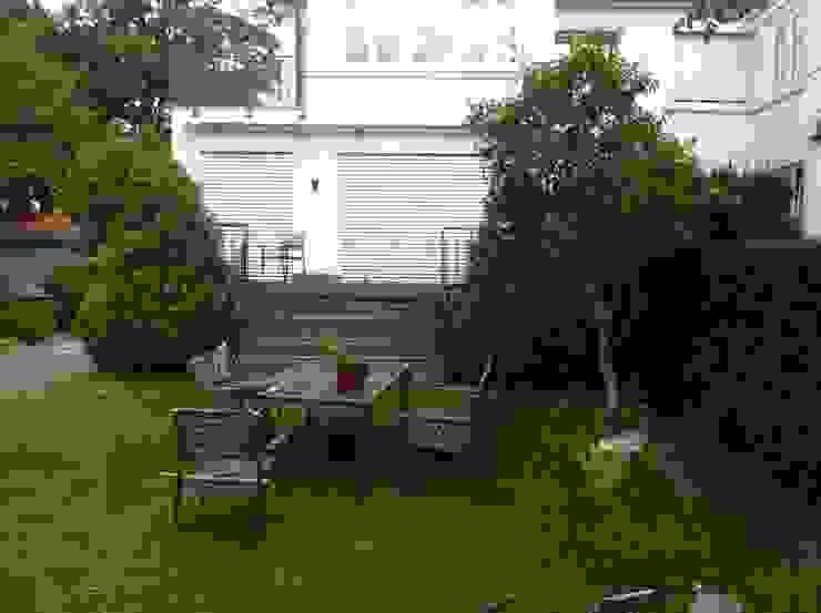 Eklektyczny ogród od dirlenbach - garten mit stil Eklektyczny