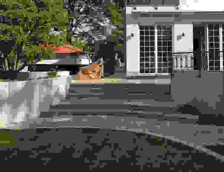 Eclectic style garden by dirlenbach - garten mit stil Eclectic