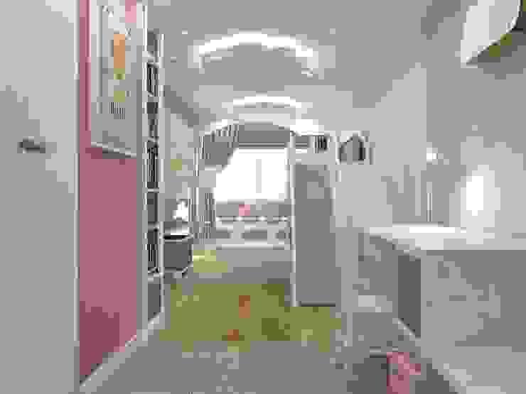 Interior Idea Projektowanie Wnętrz 女孩房