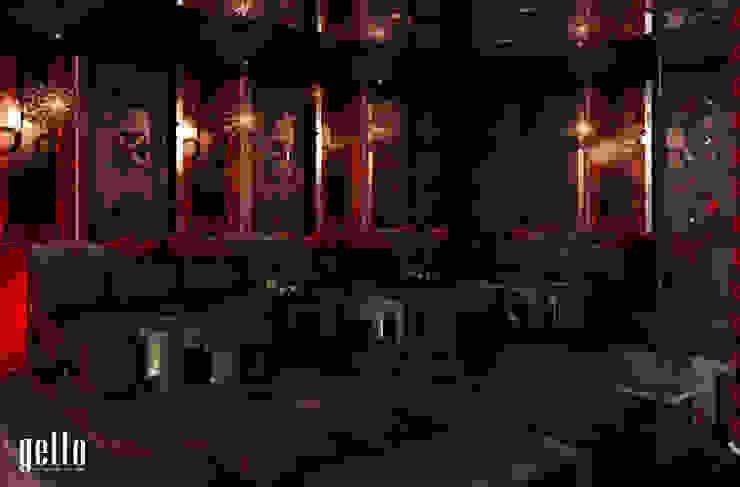 Popular The Mansion Bar & Klub Modern Oleh Getto_id Modern Kaca