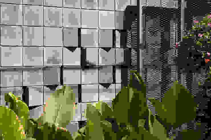 Detail Pagar Oleh CV Andyrahman Architect