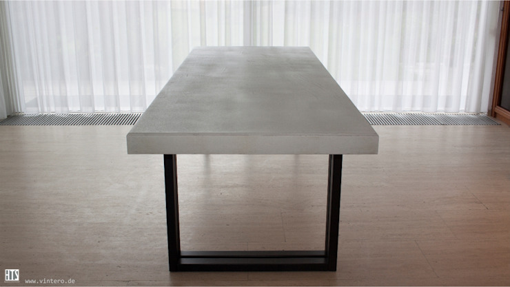 HTS-Germany Dining roomTables Concrete Grey