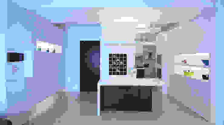 現代風格寧靜休閒風 根據 瓦悅設計有限公司 現代風