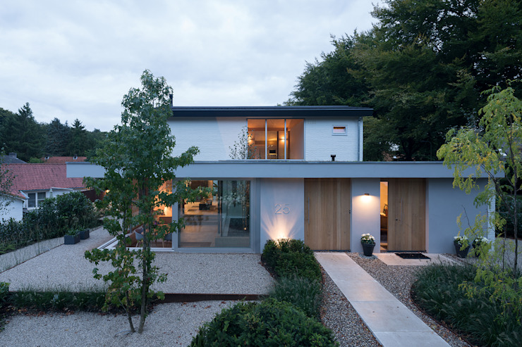 by Bloot Architecture Minimalist Wood Wood effect