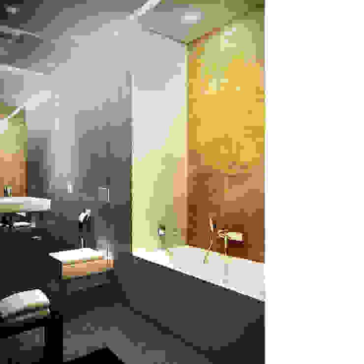 Salle de bain moderne par Archi group Adam Kuropatwa Moderne