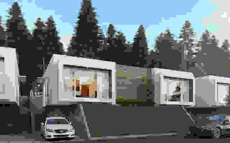 Architectural Design Bintoro Project. Oleh Jade Interior Design
