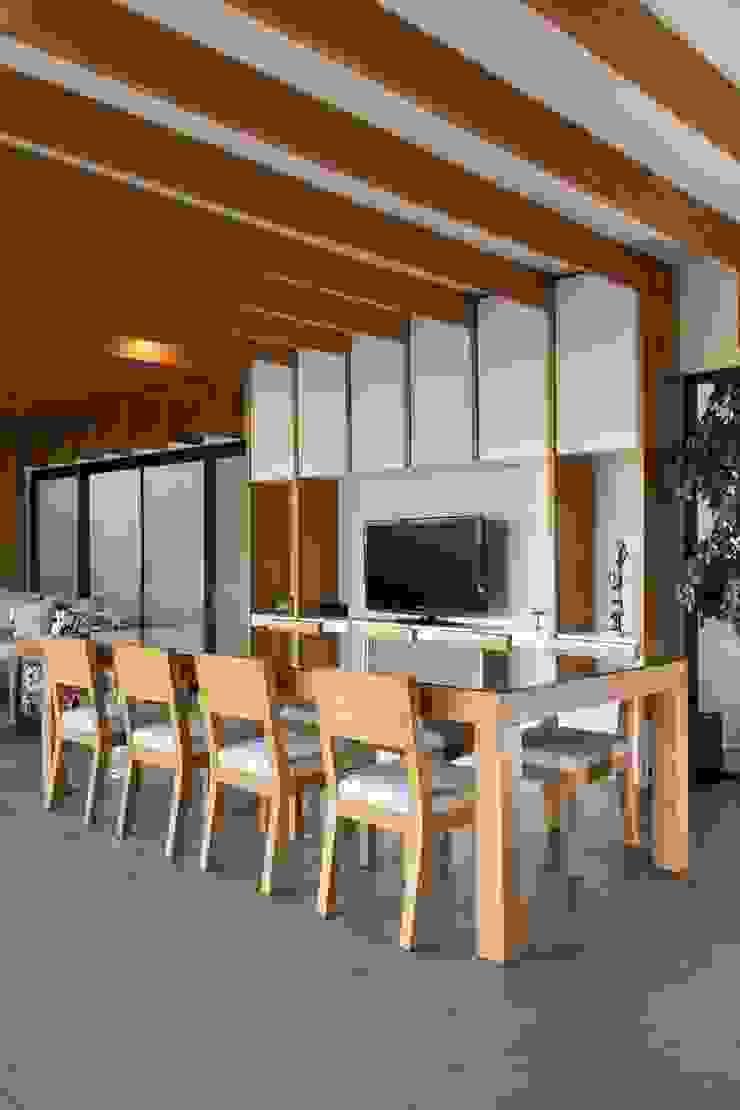 Casa Encino Comedores modernos de LGZ Taller de arquitectura Moderno