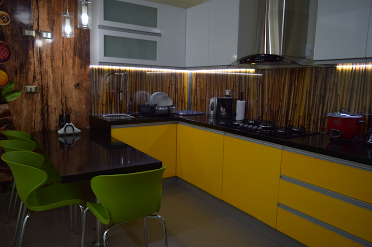 Vivienda Sachaca de B+ Studio Moderno