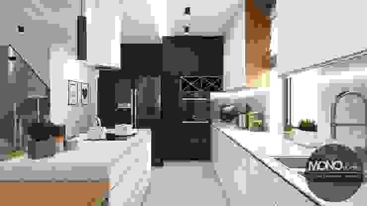 Modern kitchen by MONOstudio Modern