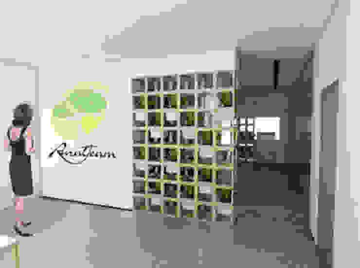 Escritórios Rural Team by Grupo Norma Minimalist