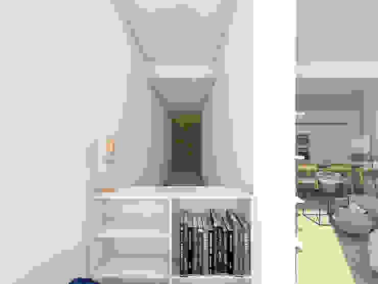 Habitação Tereno by Grupo Norma Minimalist