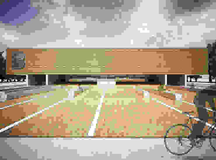 Pavilhão Polidesportivo by Grupo Norma Modern