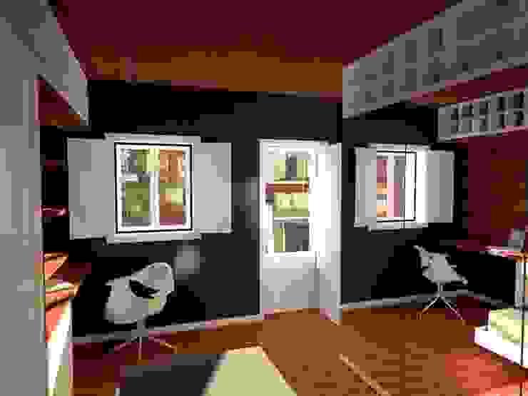 Apartamento Alegria Classic style bedroom by Grupo Norma Classic