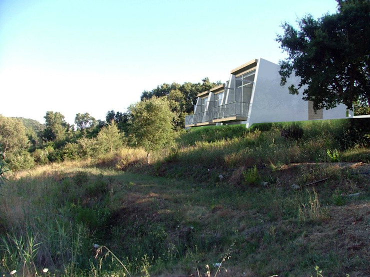 Maisons méditerranéennes par Grupo Norma Méditerranéen