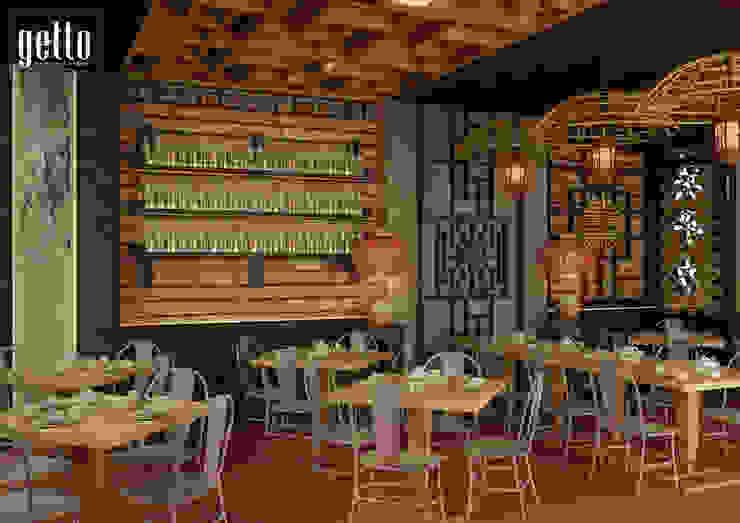 China Town Pancoran Gastronomi Gaya Asia Oleh Getto_id Asia Kayu Lapis