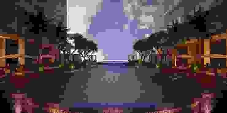 China Town Pancoran Hotel Gaya Asia Oleh Getto_id Asia Granit