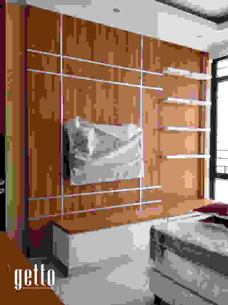 Cluster The Avanny BSD Kamar Tidur Minimalis Oleh Getto_id Minimalis Kayu Lapis