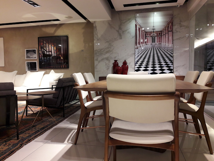 by Lucio Nocito Arquitetura e Design de Interiores